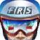 FRS Ski Cross: Rennherausforderung (AppStore Link)