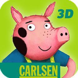 """""""Die drei kleinen Schweinchen"""" als interaktives Mitmach-Märchen für iPad und iPhone"""