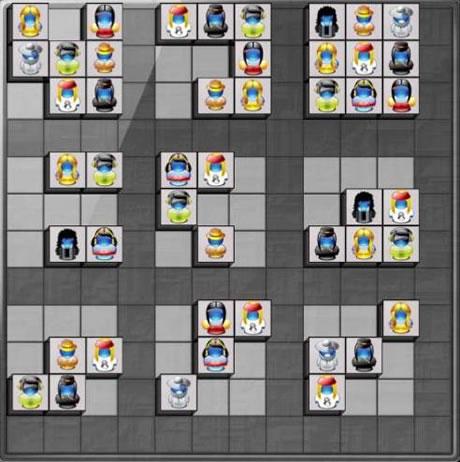 4Bloxx HD kombiniert Sudoku, Domino und Puzzle