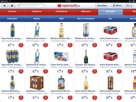 Supermarkt.de - sucht iPad-App-Tester