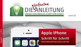 Die.Anleitung erklärt iPhone Schritt für Schritt
