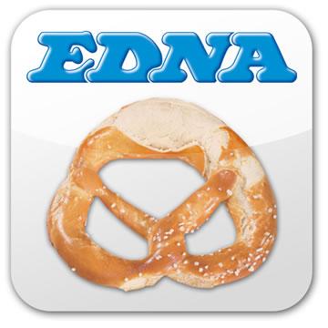EDNA - Produktinformationen und einfaches Bestellen von Backwaren