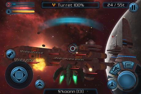 Valkyrie™ Add-On zu Galaxy on Fire 2 kommt diese Nacht