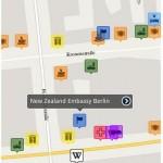 Offline-Karte ForeverMap mit verbesserter Version 2.1