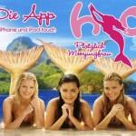 H2O – Plötzlich Meerjungfrau - App zu TV-Serie