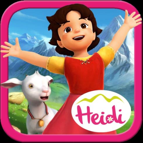 Heidi: Abenteuer in den Bergen - ab April auf dem Smartphone
