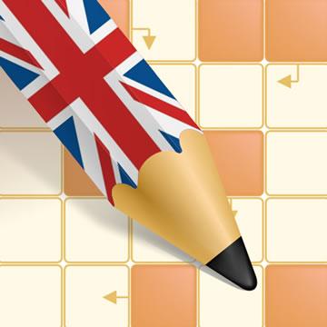 Englisch lernen mit Kreuzworträtseln App vom Jourist Verlag