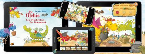 Oetinger bringt erstmals Mehrsprachen-Apps für Kinder
