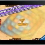 Zerstreuter Pharao - Geheimnisvolle Schatzsuche auf iPhone und iPad