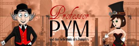 Kostenlos - Professor Pym und das Geheimnis des Dampfes ab sofort verfügbar