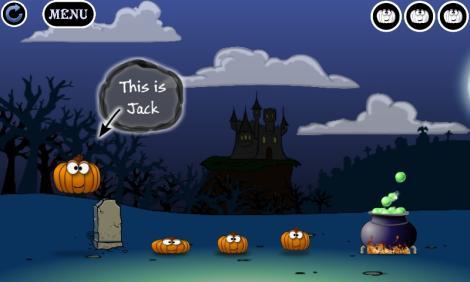 Kürbis-Rätselei Pumpkin Jumpin erscheint rechtzeitig zu Halloween