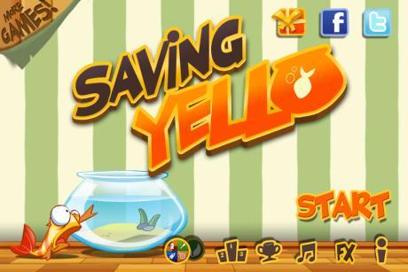 Saving Yello Spiele App ab sofort im App Store
