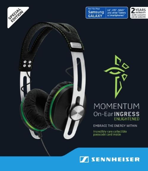 Sennheiser mit Special Edition des MOMENTUM On-Ear Kopfhörer