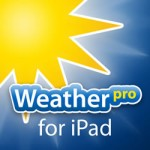 WeatherPro für iPad 2.1 jetzt mit Badewetter und Social-Media-Funktion