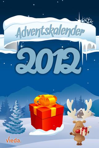 Adventskalender 2012 - drei bis sechs deutsche Apps tglich zum Schnppchenpreis 