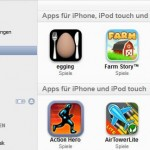 Backup der eigenen Apps erstellen