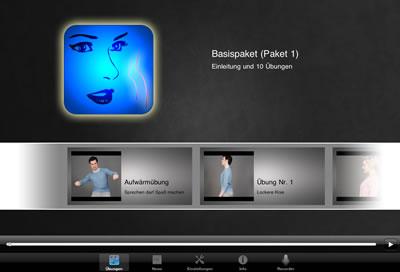 Besser Sprechen 1.0 - für iPhone, iPod und iPad