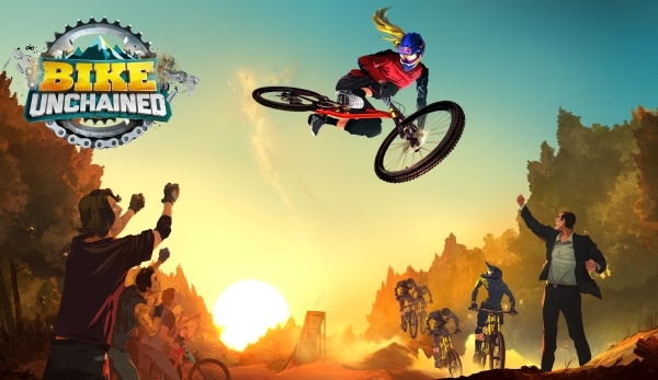 BIKE UNCHAINED™ - MOUNTAIN BIKE ACTION für iOS und ANDROID