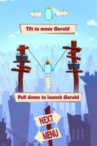 Bird Strike - So wird Gerald gesteuert