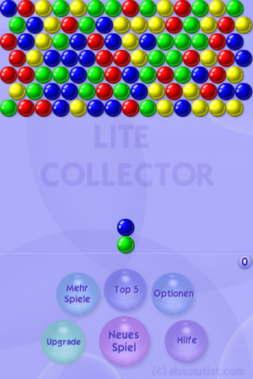 i Bubble Shooter - Onlineliebling für iPhone & Co.