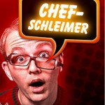 Befrderung erwnscht - Chefschleimer App hilft dabei