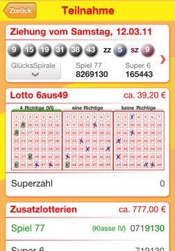 Lotto Gewinnauszahlung