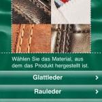 Schuhpflege ganz einfach mit der App von Collonil