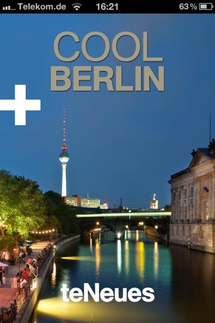 Cool Berlin ein Stadtführer der besonderen Art von teNeues
