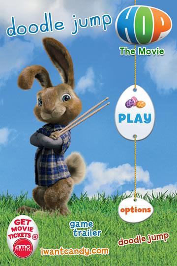 Doodle Jump: HOP The Movie - Film-Edition des Erfolgsspiels