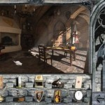 Schiebepuzzle Dracula's Castle - alles muss wieder an seinen Platz