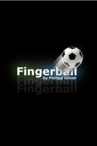 Fingerball - einfaches Spielchen