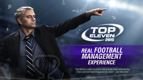Top Eleven 2015 -  Fußball Manager