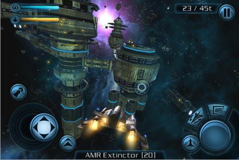 Galaxy on Fire 2 HD für iPhone und iPad