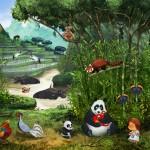 Grollys Tierwelten jetzt auch für iPhone und iPod touch