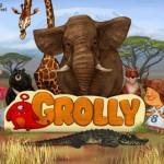 """""""Grollys Tierwelten"""" kindgerechte und lernorientierte iPad App für die ganze Familie"""