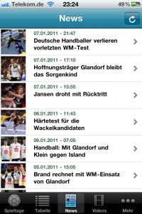 Handball WM2011 - News zur Weltmeisterschaft