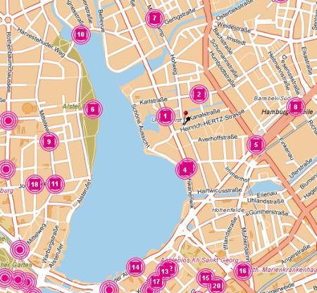 Hotspots bei der Telekom freischalten und finden