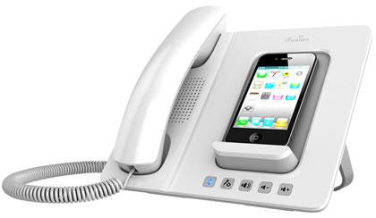 iFusion macht das iPhone zum Telefon mit Hörer