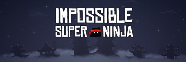 Impossible Super Ninja ab sofort im App Store erhältlich - gratis