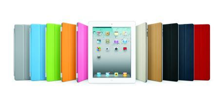 Einen Tag noch dann wird etwas geben - das iPad 2 mit Smart Cover