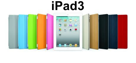 iPad 3 wird wohl am 7. März vorgestellt - Bild Apple, Inc.