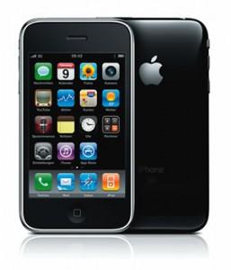 iPhone 3g mit 8GB mit Vertrag von Vodafone D2