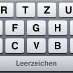 iphone-grossbuchstaben-schreiben