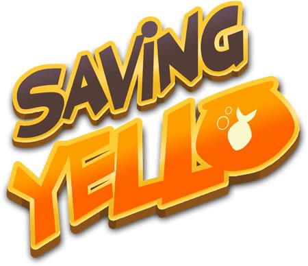 Saving Yello Fischschwanz ziehen, zielen und feuern ab 17. November 2011