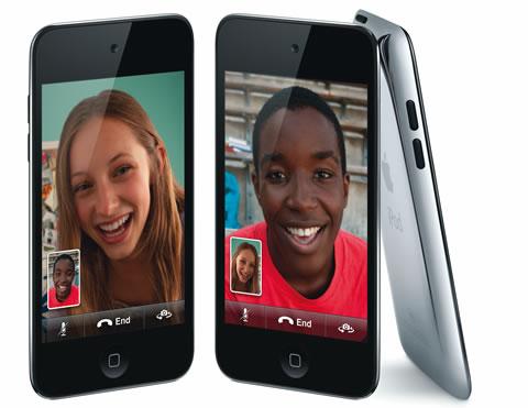 Forfone mit iPod-Touch-Gewinnspie - Mit freundlicher Genehmigung von Apple