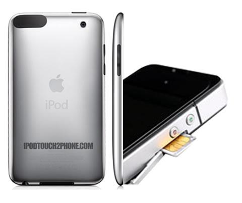 Gadget-Neuheit macht aus dem iPod touch ein iPhone