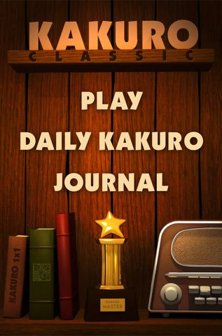 Kakuro Classic nun als Lite Version und Update 1.1
