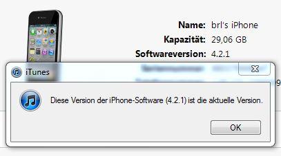 iOS 4.3 Update für iPhone, iPad und iPod Touch schon früher?