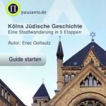 Kölns jüdische Geschichte in fünf Etappen für iPhone, iPod & iPad