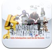 Kostenlose App für iPhone und iPad von Konsolenschnaeppchen.de und DVDschnaeppchen.de